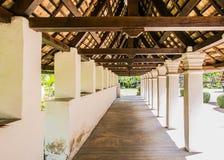 Tempio di Thais Immagini Stock