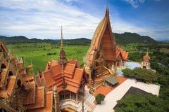 Tempio di tham-sua di Wat Fotografia Stock Libera da Diritti