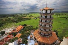 Tempio di tham-sua di Wat Immagine Stock
