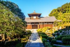 Tempio di Tofukuji, Giappone a Kyoto, Giappone Fotografia Stock Libera da Diritti