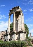 Tempio di Vesta Stockbild