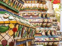 Tempio di Wat Arun, Bangkok, Tailandia Immagine Stock