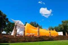 Tempio di Wat Khun Inthapramun Fotografie Stock