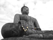 Tempio di Wat Mahathat Immagine Stock
