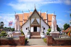 Tempio di Wat Pu Min Fotografie Stock Libere da Diritti