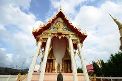 Tempio di Wat Rakaram Fotografia Stock