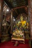 Tempio di Wat Xieng Thong in Luang Prabang Immagine Stock