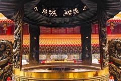 Tempio di Wen Wu Fotografia Stock