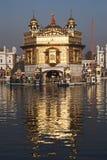 Tempio dorato; Amritsar Fotografia Stock Libera da Diritti