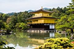 Tempio dorato 3 di Kinkakuji fotografie stock