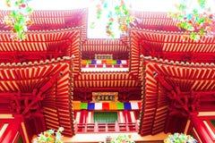 Tempio e museo della reliquia del dente di Buddha Fotografia Stock