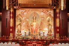 Tempio e museo della reliquia del dente di Buddha Immagine Stock Libera da Diritti