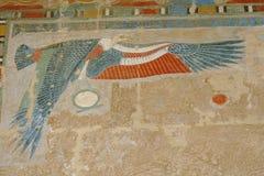 Tempio Egitto di Hapsepsut fotografia stock libera da diritti