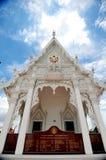 Tempio famoso a Bangkok Tailandia Fotografia Stock Libera da Diritti