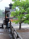 tempio Giappone Immagini Stock