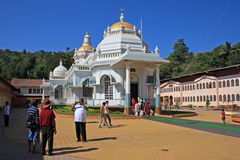 Tempio in Goa Fotografia Stock Libera da Diritti
