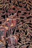 Tempio grande corridoio di Jianshui della prefettura del Yunnan Honghe Fotografia Stock