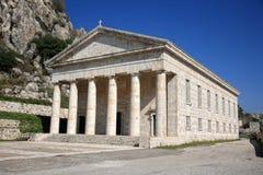 Tempio greco Immagini Stock Libere da Diritti