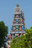 Tempio indù Fotografia Stock Libera da Diritti