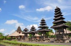 Tempio indù in Bali Fotografie Stock Libere da Diritti