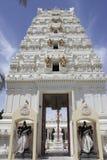 Tempio indù di Malibu Fotografia Stock