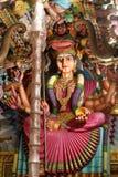 Tempio indù di Trincomalee nello Sri Lanka fotografie stock libere da diritti