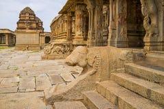 Tempio indù, Hampi, stato del Karnataka, India Fotografie Stock Libere da Diritti