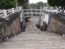 Tempio indù Muthumariamman Thevasthanam ed i suoi dettagli sull'isola dello Sri Lanka fotografia stock