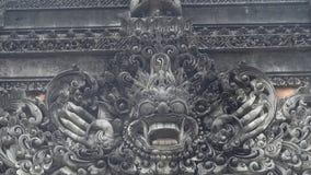 Tempio indù su Bali Immagine Stock