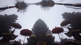 Tempio indù sul Bali Fotografia Stock