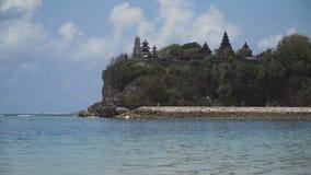 Tempio indù sull'isola Bali, Indonesia Immagini Stock Libere da Diritti