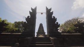 Tempio indù sull'isola di Nusa Penida Fotografie Stock Libere da Diritti