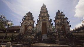 Tempio indù sull'isola di Nusa Penida Fotografia Stock