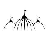 Tempio indiano 1 royalty illustrazione gratis