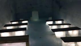 Tempio in Islanda Fotografie Stock Libere da Diritti