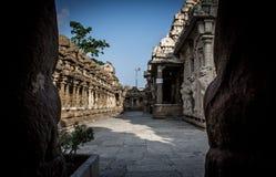 tempio kailasanadhar Immagini Stock