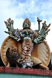 Tempio Kali fotografie stock libere da diritti