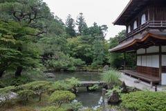 Tempio - Kyoto - Giappone immagini stock libere da diritti