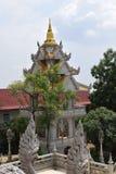 Tempio lungo di Buu nella città di Ho Chi Minh, Vietnam Immagine Stock Libera da Diritti