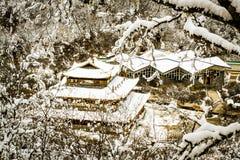 Tempio lungo di Huang Immagine Stock Libera da Diritti
