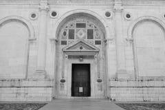 Tempio Malatestiano Royalty Free Stock Photo