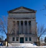 Tempio massonico Fotografia Stock Libera da Diritti