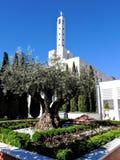 Tempio mormonico di LDS a Madrid Spagna Fotografia Stock