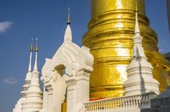 Tempio nel €Ž di Chiang Mai Thailandâ Fotografie Stock