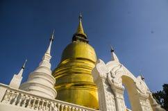 Tempio nel €Ž di Chiang Mai Thailandâ Fotografie Stock Libere da Diritti
