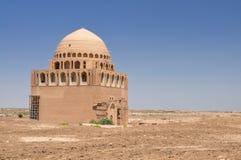Tempio nel Turkmenistan Fotografia Stock Libera da Diritti