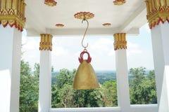 Tempio nella maledizione a Khonkaen, Tailandia Fotografia Stock