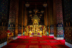 Tempio pacifico Fotografia Stock Libera da Diritti