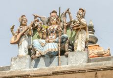 Tempio reale a Matale, Sri Lanka fotografie stock libere da diritti