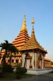 Tempio reale tailandese di vecchia città Immagine Stock